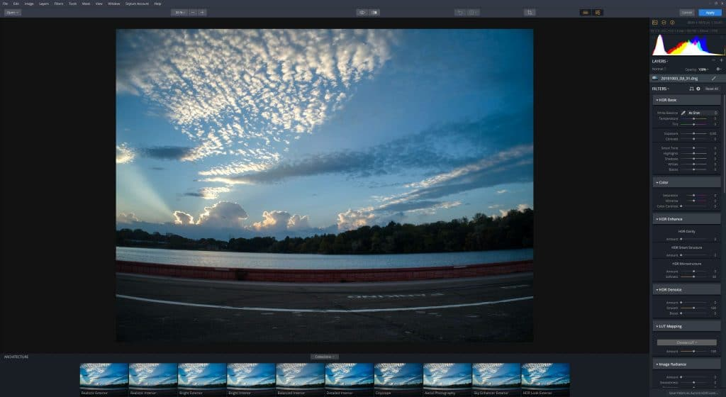 Quick Tip: Why Are My HDR Images Loading up All Warped? 2