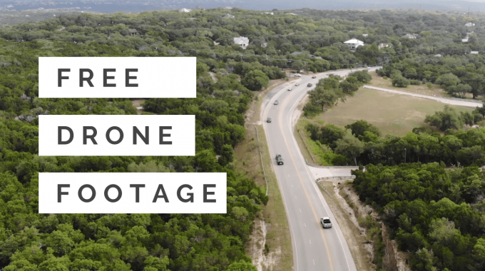 Free Royalty Free Drone Footage Volume 1, Part 1