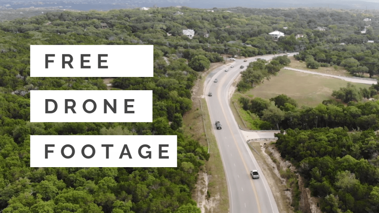 Free Royalty Free Drone Footage Volume 1, Part 1 1