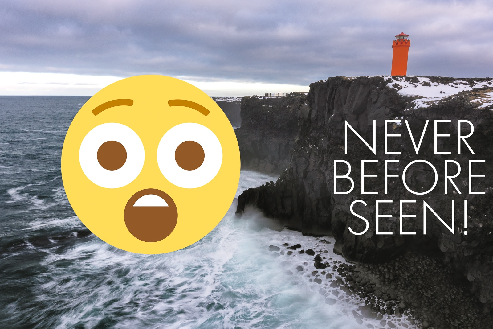 Never Before Seen Cinematic Footage In Iceland!