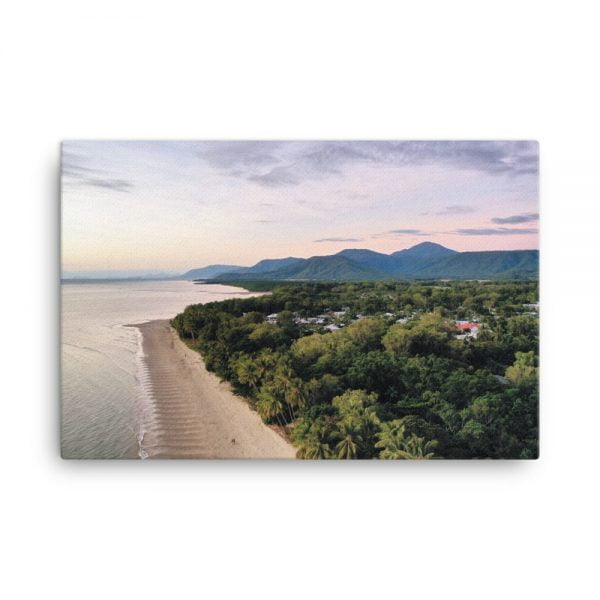 Four Mile Beach Canvas 1