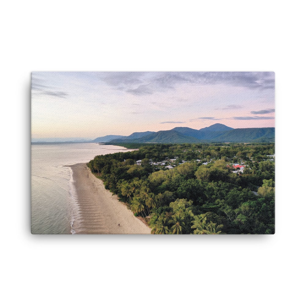Four Mile Beach Canvas