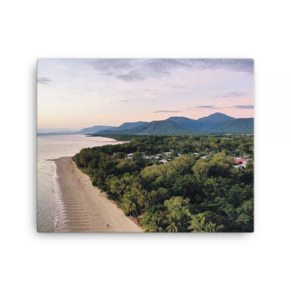 Four Mile Beach Canvas 3