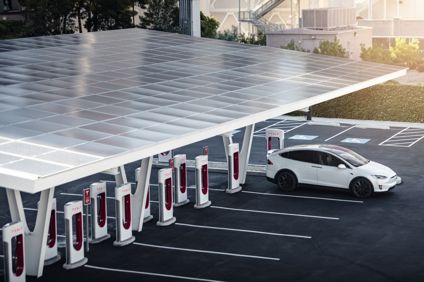 How Many v3 Superchargers Are There In The United States? 1