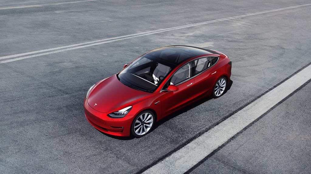 model 3 red | graydonschwartz.com