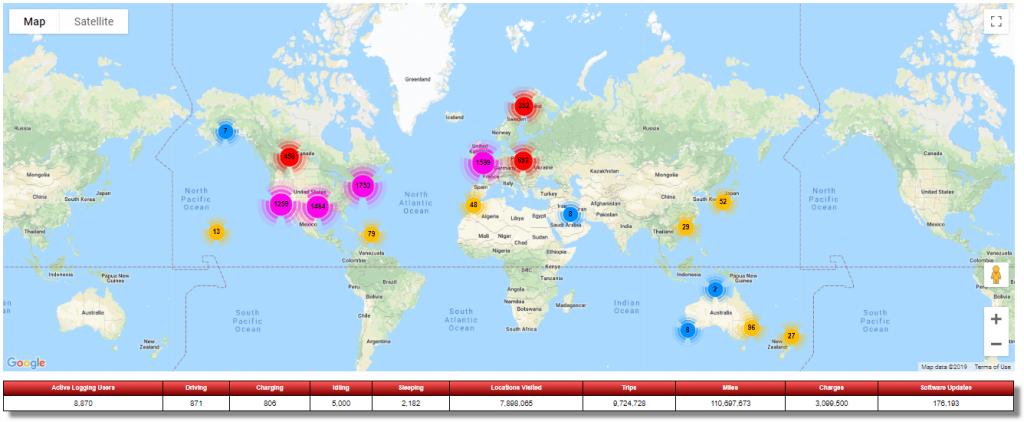 TeslaFi vs Teslastics - Best Tesla Road Trip Tracker App? 12