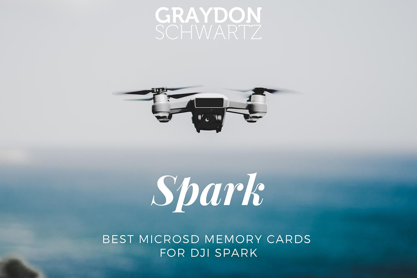 Best MicroSD Memory Cards for DJI Spark