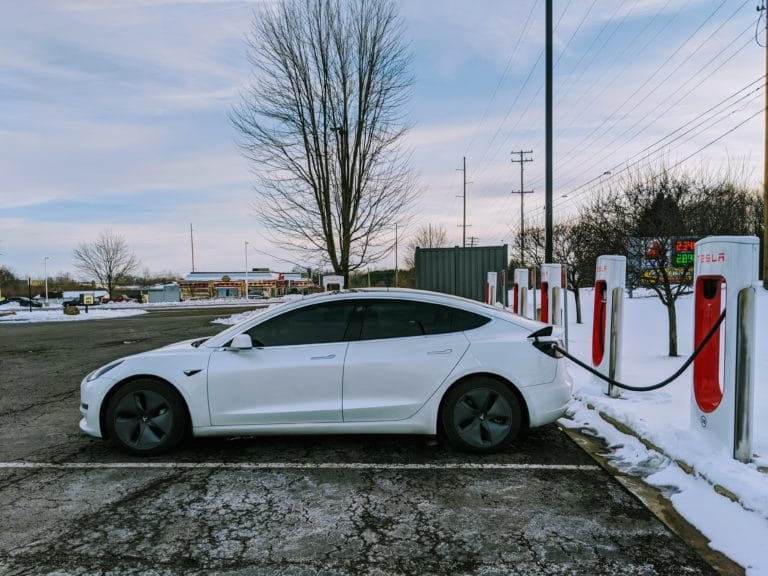 Tesla Road Trip: Traveling from Madison WI to Comber ON - Day 1 1