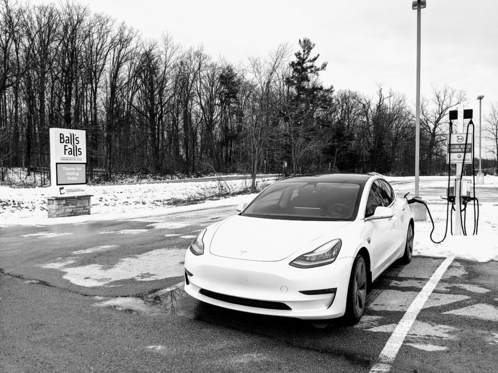 Tesla Road Trip: Ball's Falls to Bowmanville - Day 3 4