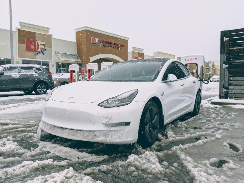 Tesla Road Trip: Arriving in St-Eugène - Day 4 2