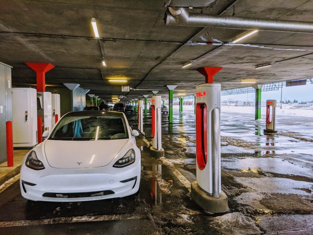 Tesla Road Trip: Bonjour Montreal - Day 5 7
