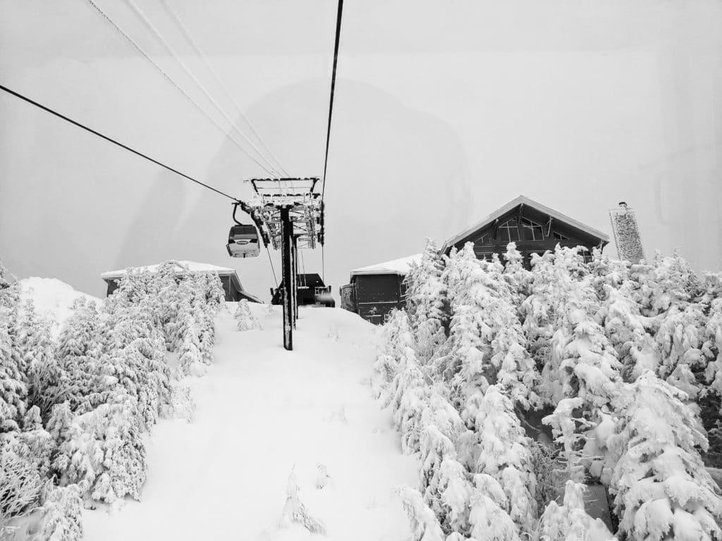 Mont-Tremblant Gondola Lift