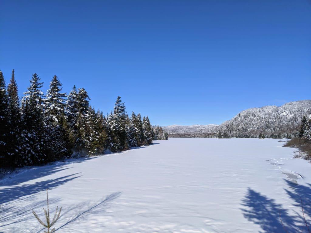 Devil's River in Mont-Tremblant National Park