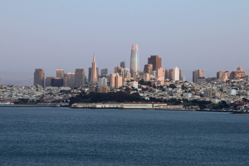 San Francisco's Skyline