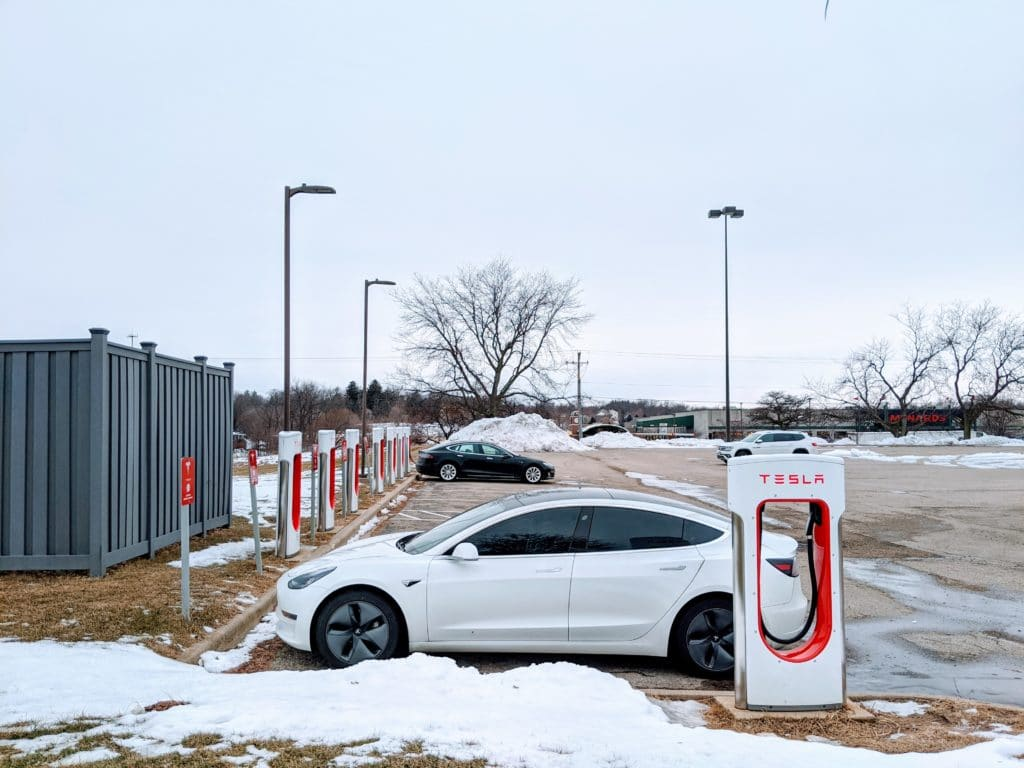 How Many v3 Superchargers Are There In The United States? 3
