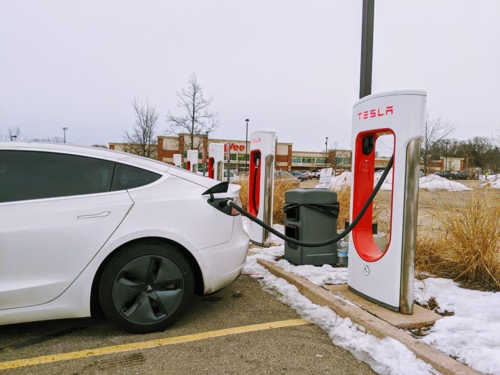 Madison, WI - E. Washington Ave. Supercharger