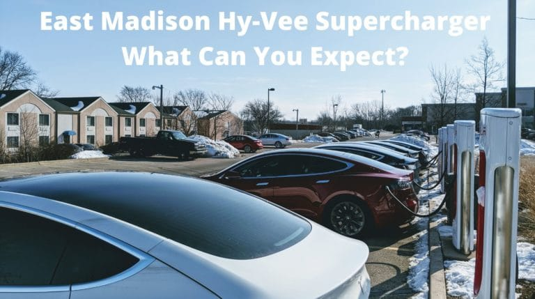 East Madison Hy-Vee Supercharger - What Can You Expect? 1