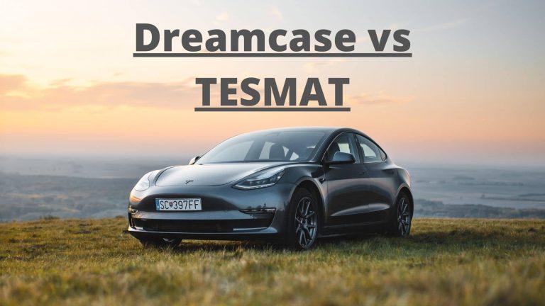 Dreamcase vs Tesmat