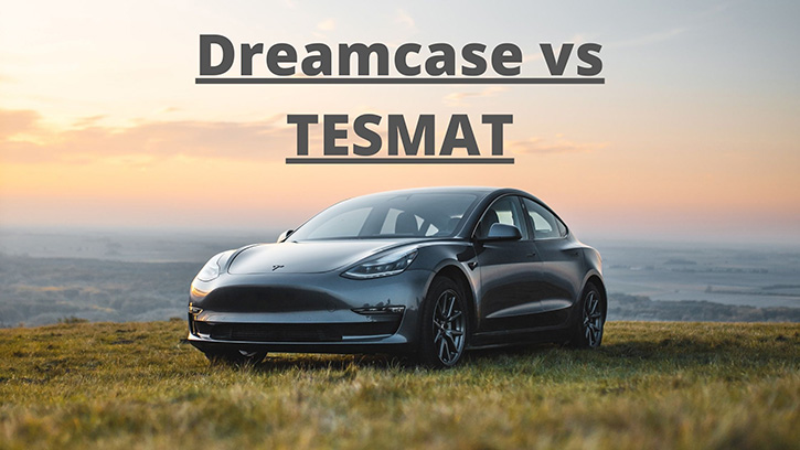 Dreamcase vs TESMAT - for Tesla Model 3 and Y: Everything You Need to Know! 1
