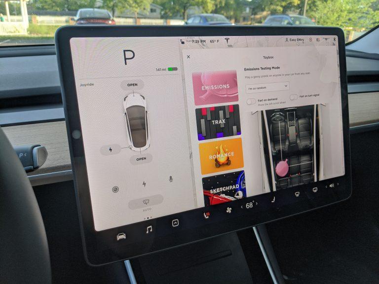 Tesla 2020.16.2.1 (Software Update) 5