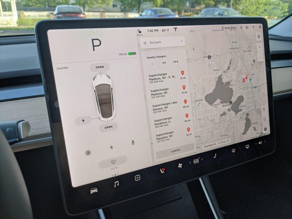 Tesla 2020.16.2.1 (Software Update) 6