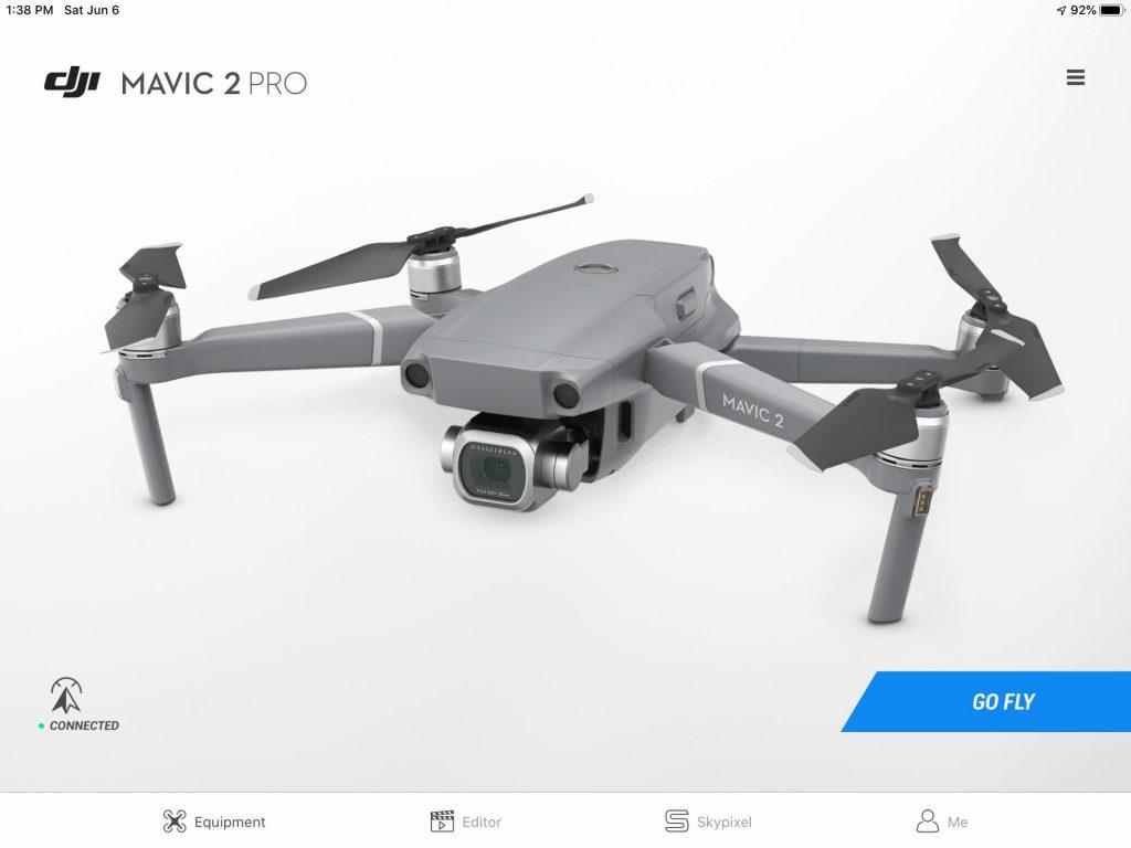 Does the Mavic 2 Pro Have Tripod Mode (T-Mode)? 2