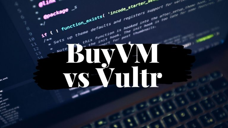 Vultr vs BuyVM - Which Platform Performs Better? 2