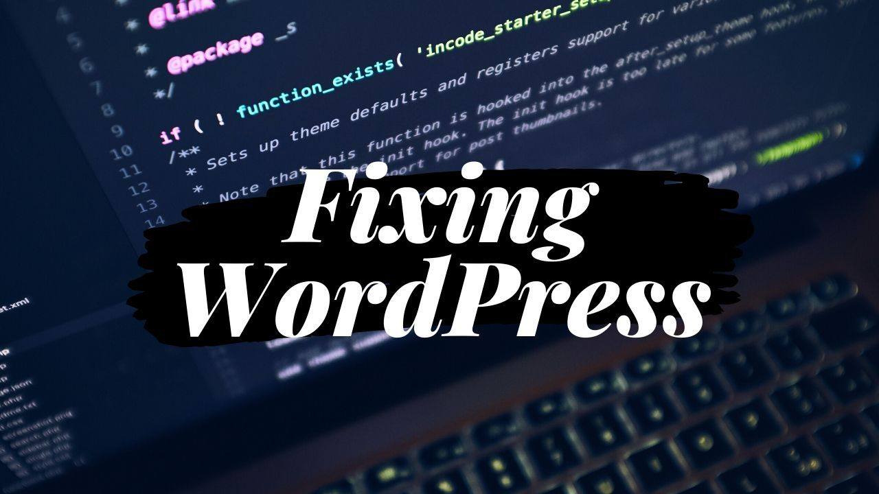 Fixing WordPress and Switching to OpenLiteSpeed! 1