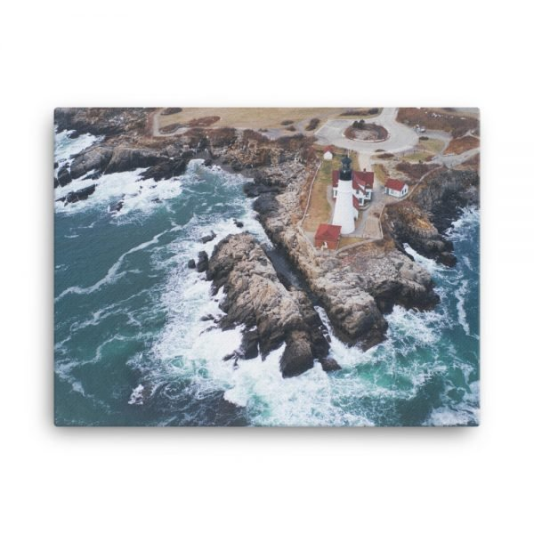 Portland Head Lighthouse Canvas 3