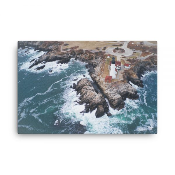 Portland Head Lighthouse Canvas 1