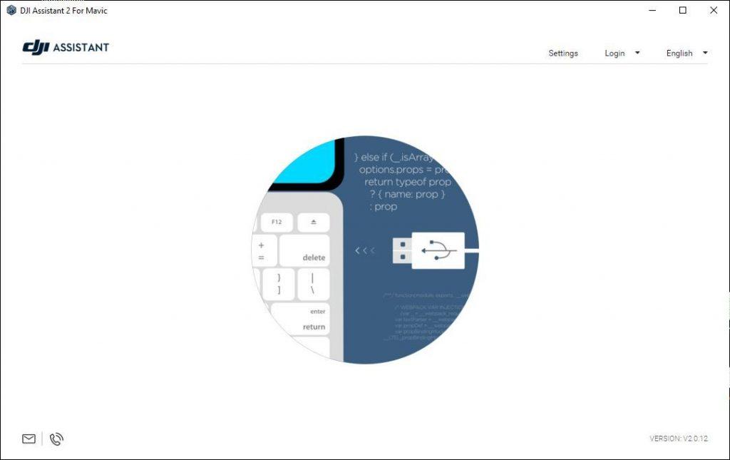How to Re-Install Firmware on DJI Mavic 2 Pro/Zoom, Enterprise Series, Mavic Air 2 or Mavic Mini 2