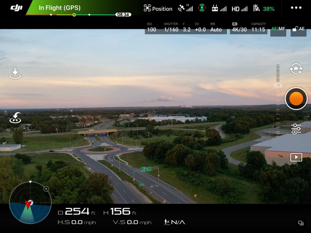 Mavic Drones: How to Fix Missing Intelligent Flight Modes Issue 1