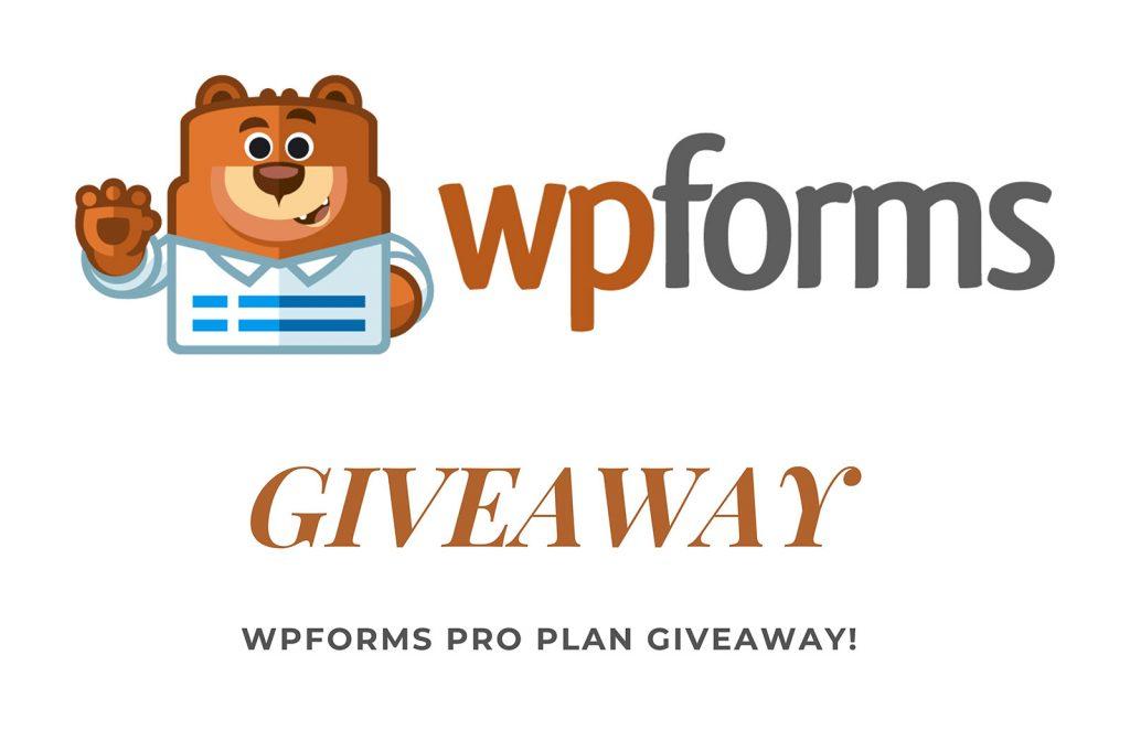 WPForms Pro Plan Werbegeschenk!