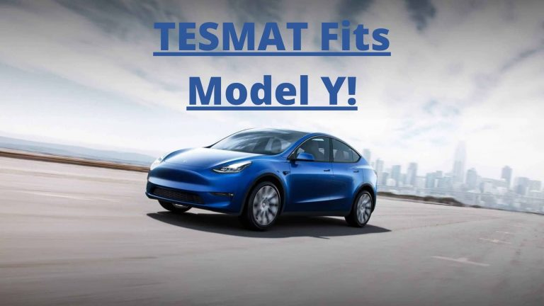 TESMAT Expands Their Offering to Include Tesla Model Y 4