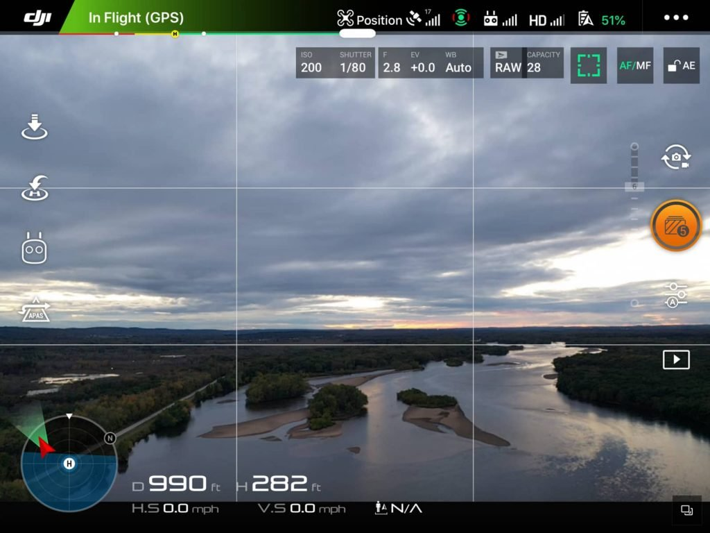 How to Create HDR Images With Your DJI Mavic Drone 3