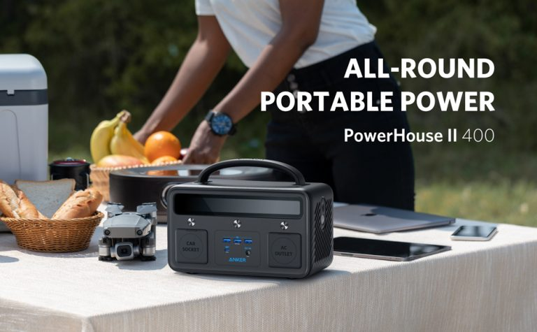 Anker PowerHouse 400 Is $100 off ($359.99) 1