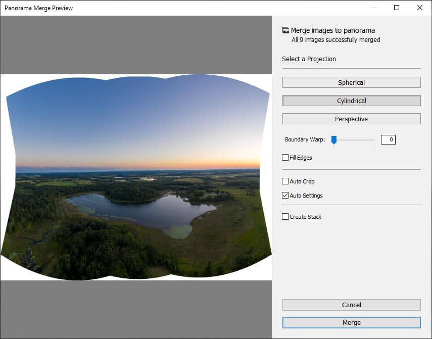 Learn How Luminar Can Quickly Transform Your Drone Panoramas 3