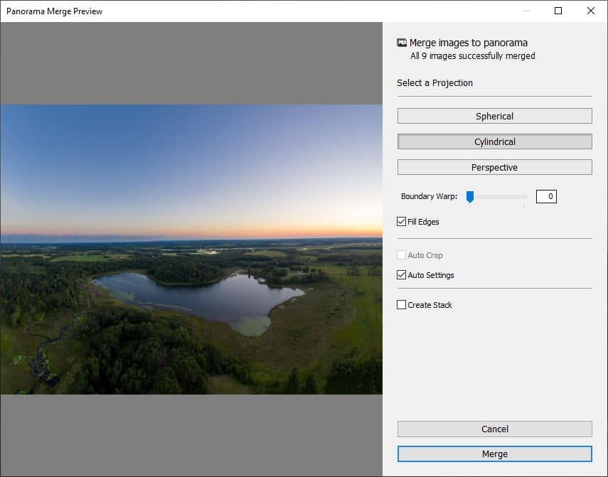 Learn How Luminar Can Quickly Transform Your Drone Panoramas 4