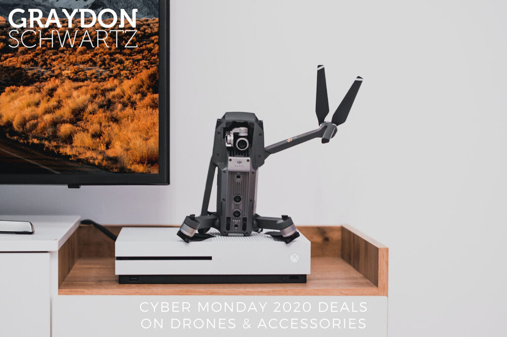 Cyber Monday 2020 Deals on Drones & Accessories