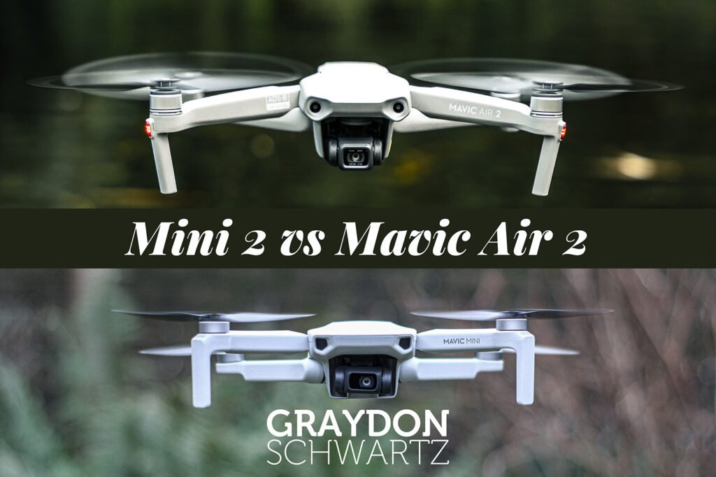 DJI Mini 2 vs Mavic Air 2: Which Follow-up Drone Should You Buy?