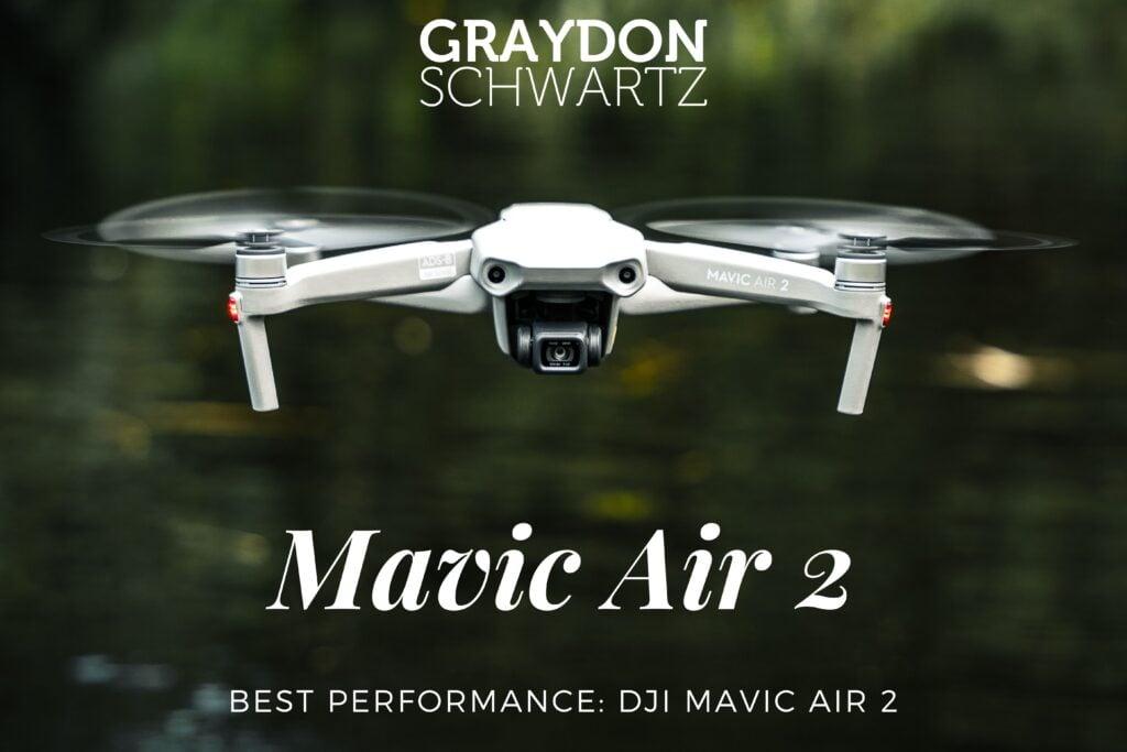 Beste Leistung: DJI Mavic Air 2