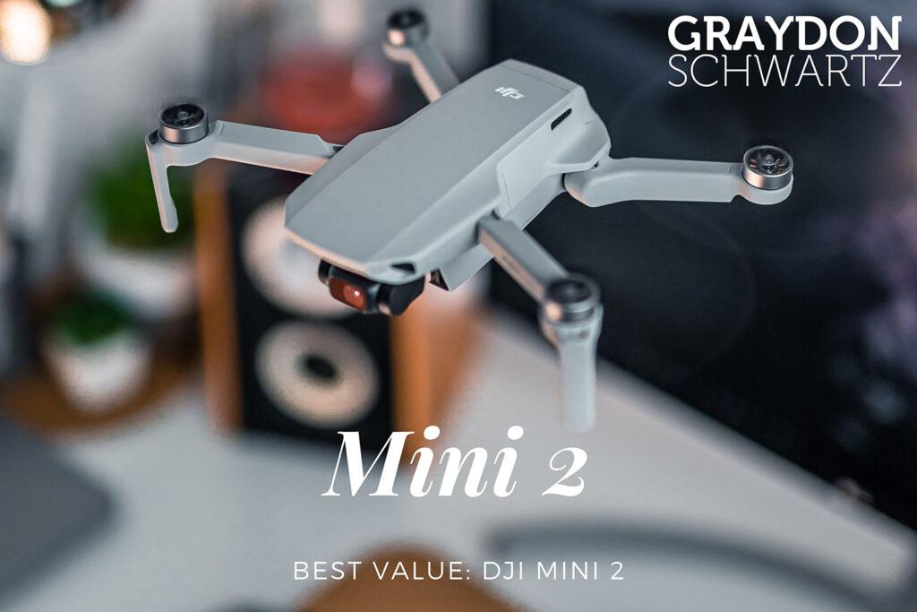 Bester Wert: DJI Mini 2