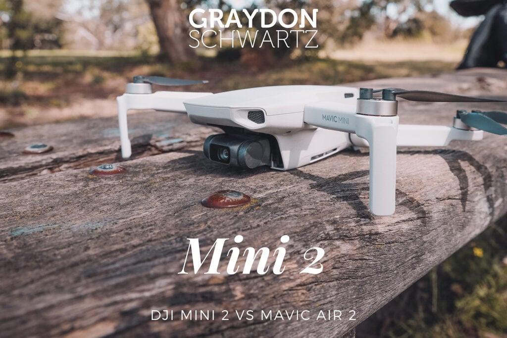 DJI Mini 2 vs. Mavic Air 2