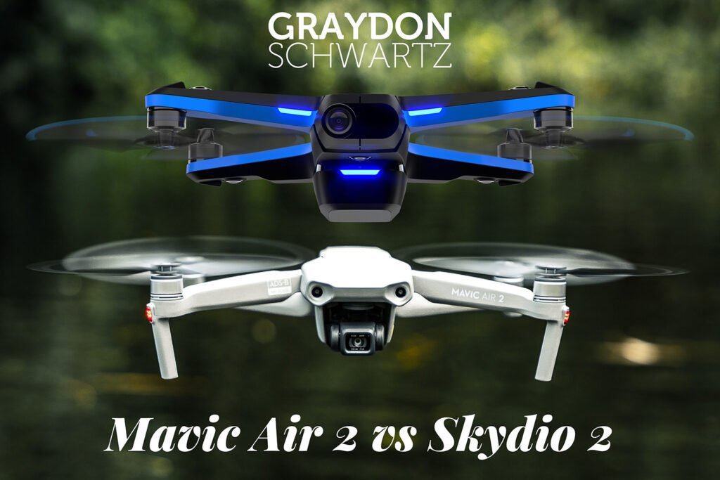 Mavic Air 2 vs Skydio 2: Which Drone is Best For You?