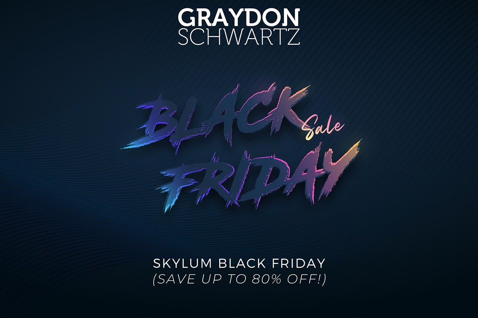 Skylum Black Friday 2020 Sale