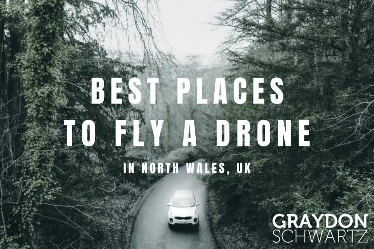 The 5 Best Places to Fly a Drone in North Wales, United Kingdom (2020)