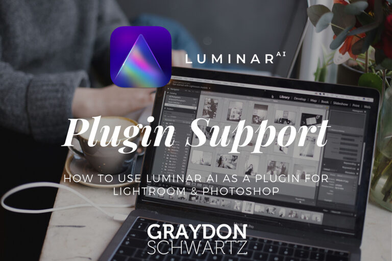 How to Use Luminar AI as a Plugin for Lightroom & Photoshop