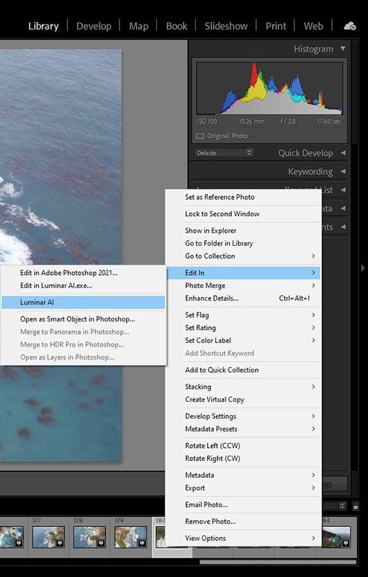 How to Use LuminarAI as a Plugin for Lightroom & Photoshop