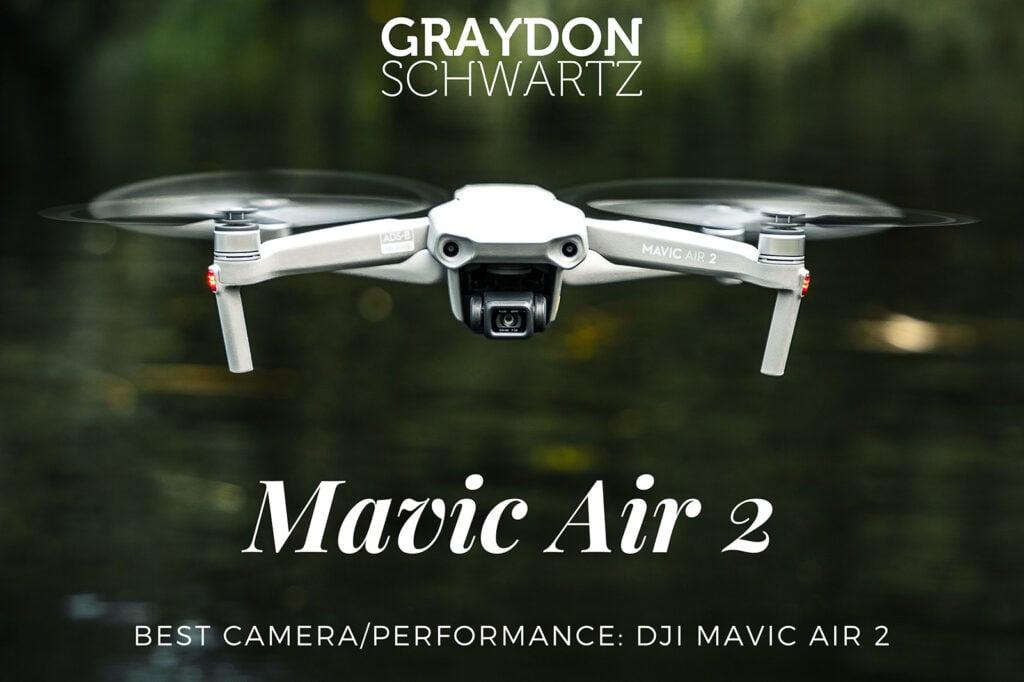 Best Camera & Performance Goes to DJI Mavic Air 2