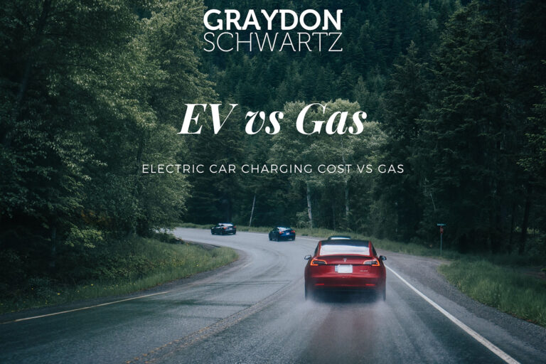 Electric Car Charging Cost vs Gas
